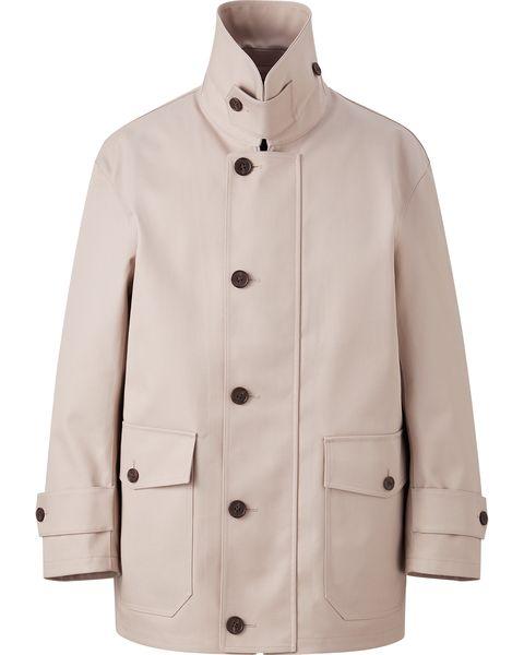 abrigo de uniqlo