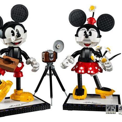 lo stile di mickey mouse  minnie