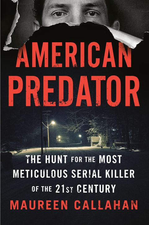 book cover american predator by maureen callahan