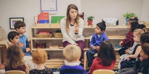 The Montessori Schools
