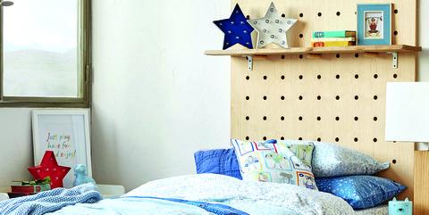 Dormitorio infantil con buenas ideas para copiar