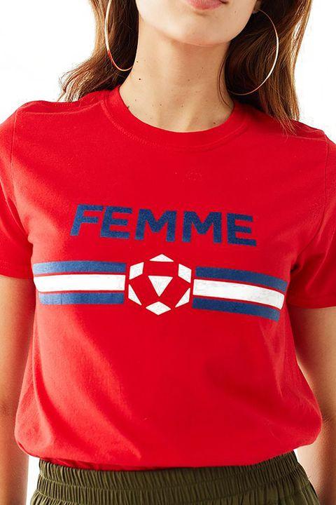 282cbe136 Feminist Clothing to Wear on International Women's Day 2018 ...
