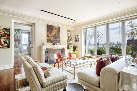 See Inside John Lennon S Former New York City Penthouse