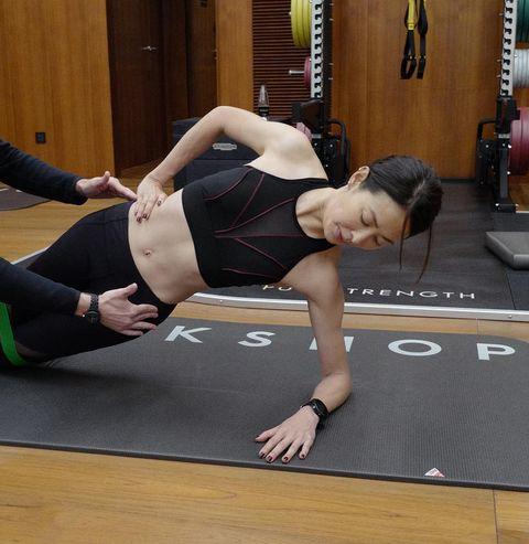 三鐵女神賈永婕凍齡運動習慣公開!46歲宛如少女,和女兒同框宛如三姐妹