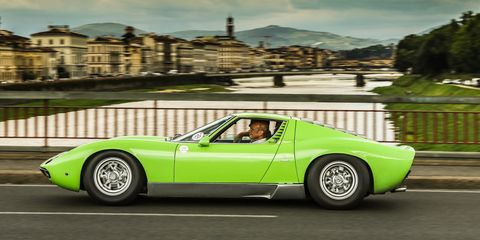 Land vehicle, Vehicle, Car, Sports car, Supercar, Coupé, Lamborghini miura, Automotive design, Classic car, Lamborghini,
