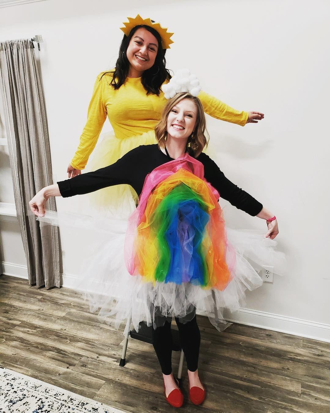 35 Best Friend Halloween Costumes , Matching DIY Halloween Ideas