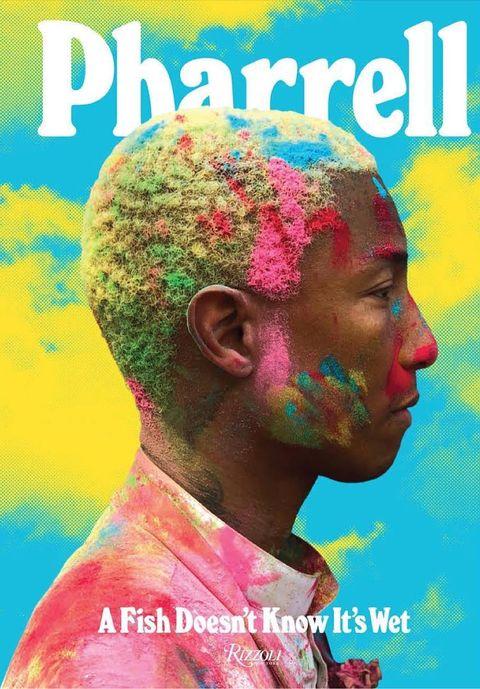 Hair, Magazine, Nose, Text, Hairstyle, Cheek, Human, Forehead, Organism, Ear,