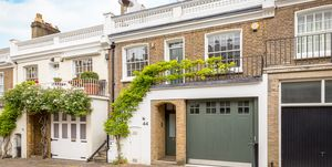 44 Holland Park Mews - London - front - Lurot Brand