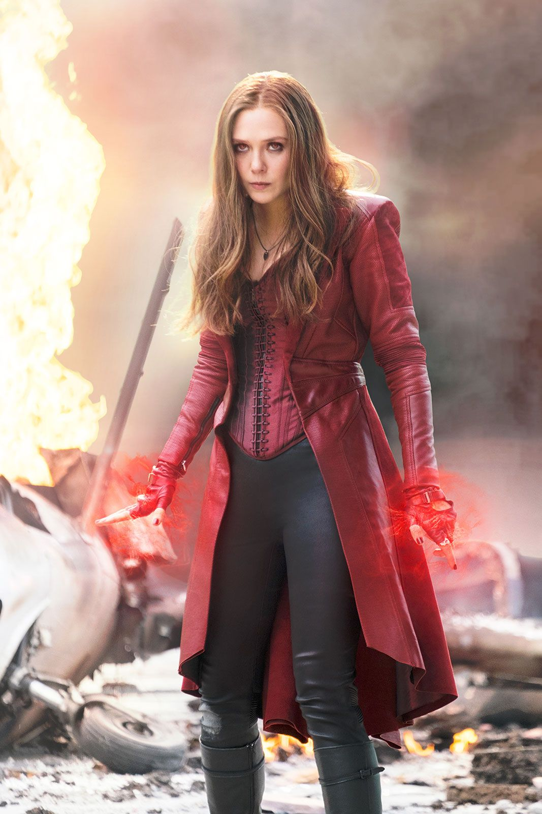 Scarlet Witch 緋紅女巫