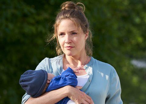 Lena Lorenz - Mutter für drei Tage