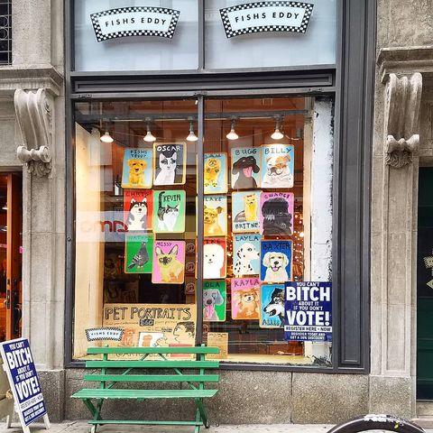 Building, Door, Window, Display window, Street, Facade, Retail, Convenience store, Advertising,