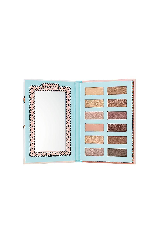 This Everyday Nude Eyeshadow Palette Benefit Vanity Flair Nude Eyeshadow Palette Because nudes never get old, ya know? Regular price: $34 Sale price: $27 SHOP IT