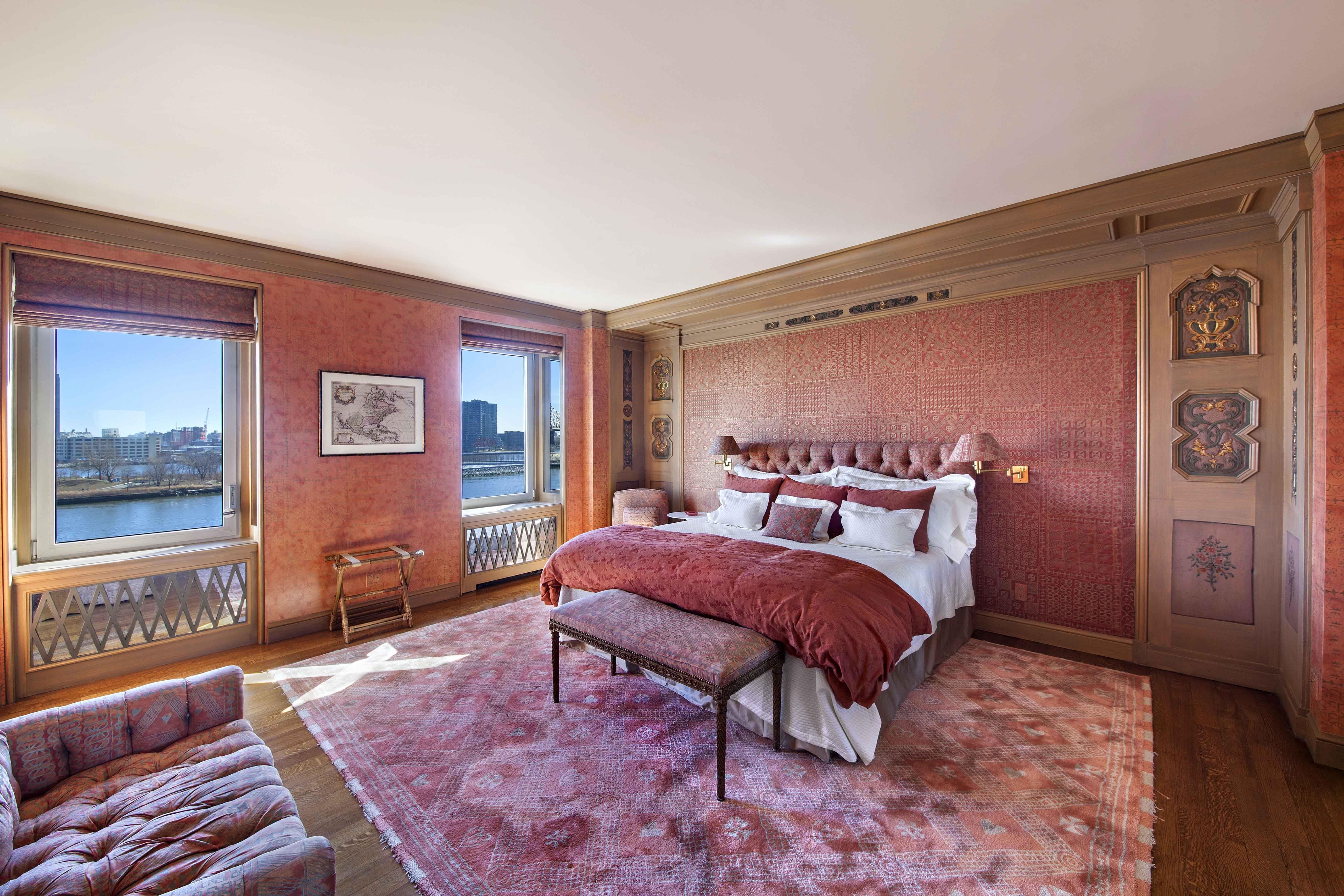 Greta Garbo New York City Apartment