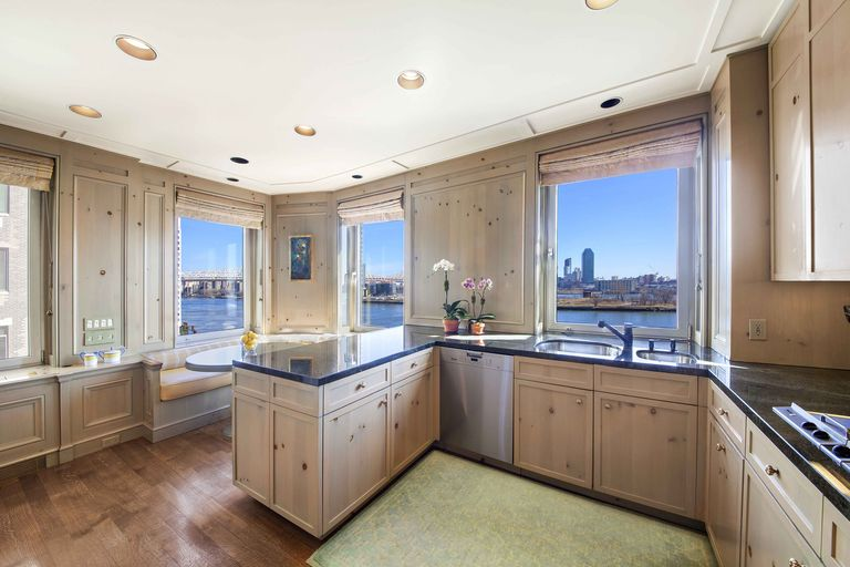 Greta Garbo's former New York apartment hits the market for £4.8million -  and it looks just the same as when she died in 1990