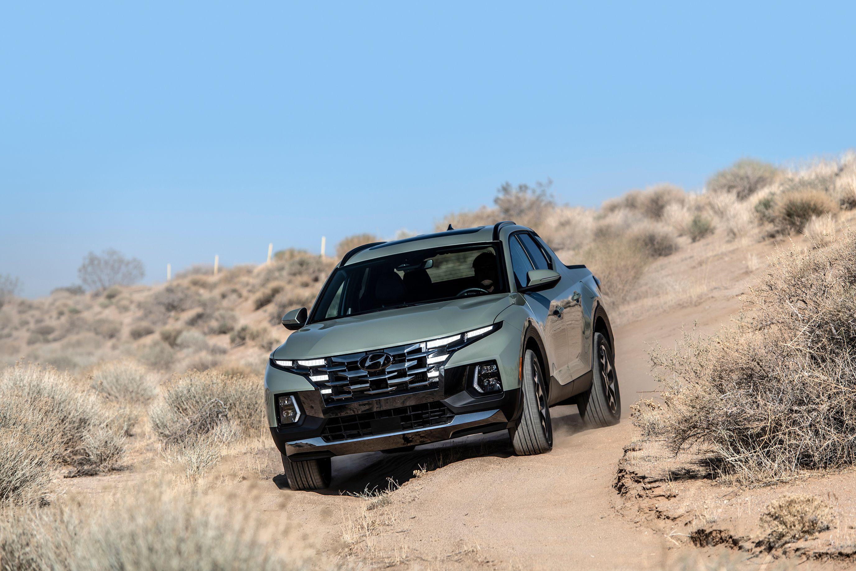 2022 Hyundai Santa Cruz - Full Image Gallery