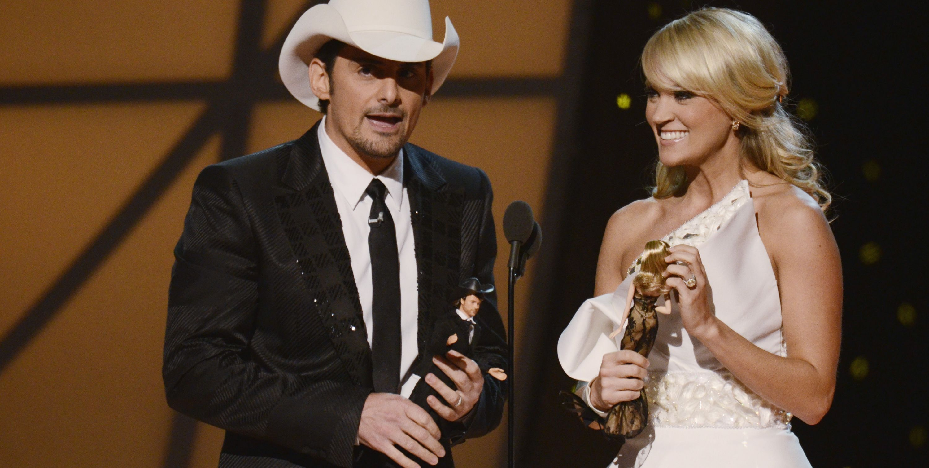 ABC's Coverage Of The 45th Annual CMA Awards