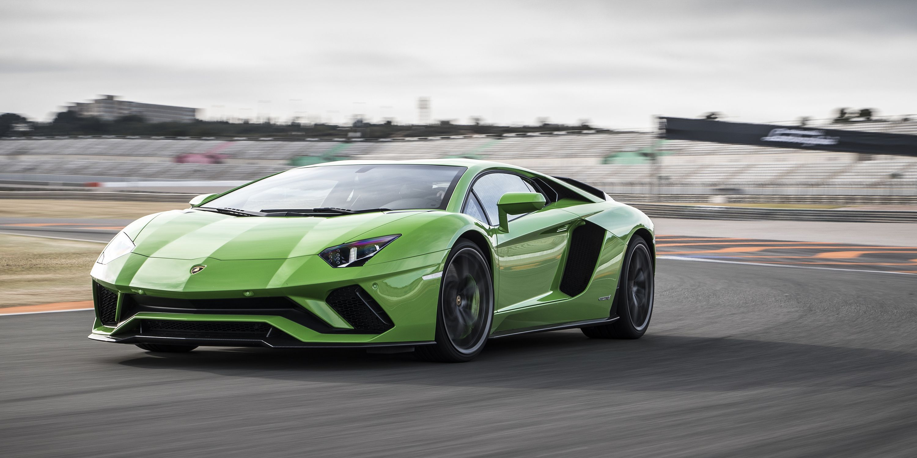 lamborghini might build an aventador with performante-style active aero