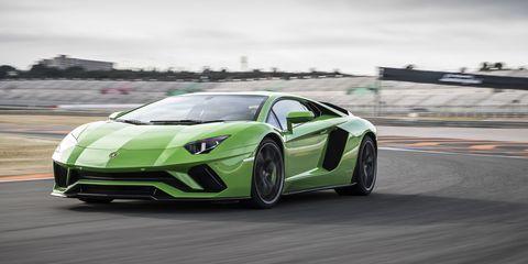 Land vehicle, Vehicle, Car, Supercar, Sports car, Automotive design, Lamborghini aventador, Lamborghini, Performance car, Mode of transport,