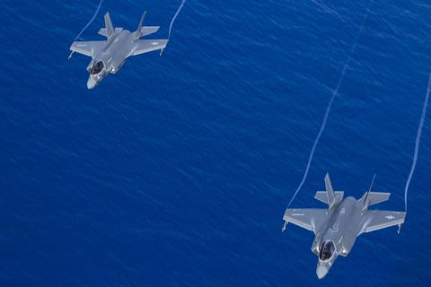 Wake Island Fly Over