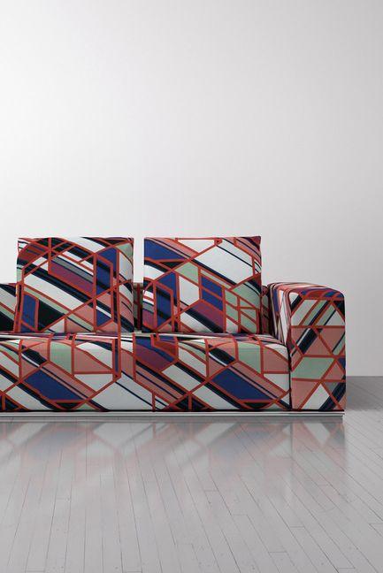 Maharam Sustainable Fabrics - Elle Decor