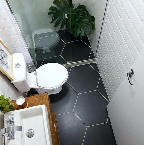 decoración baños pequeños