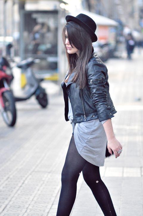 Clothing, Street fashion, Photograph, White, Tights, Black, Waist, Snapshot, Leggings, Leg,