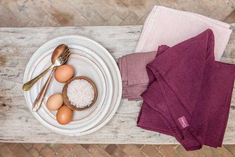 eggs table