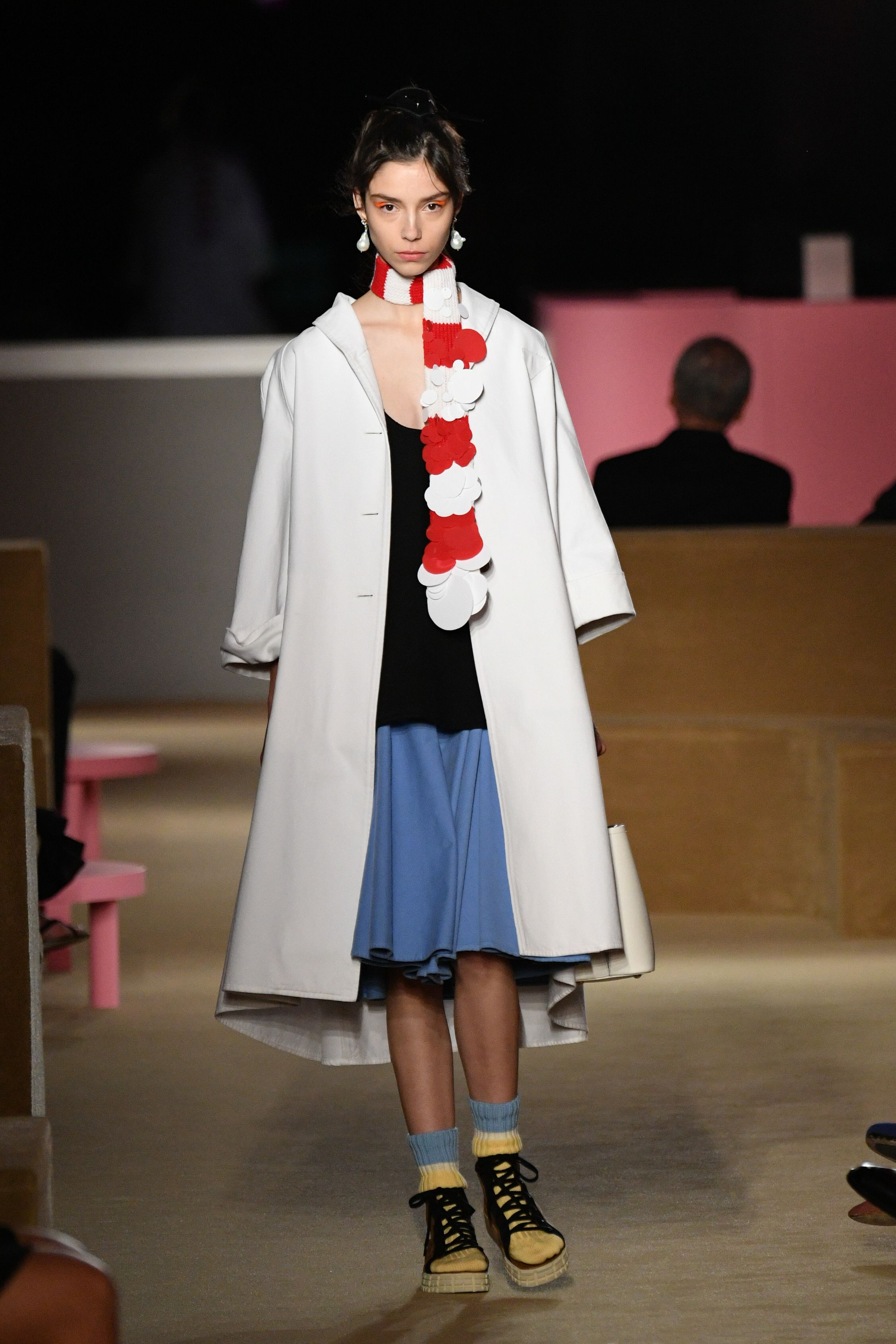 b801bac6d8 See All the Looks from Prada Cruise 2020