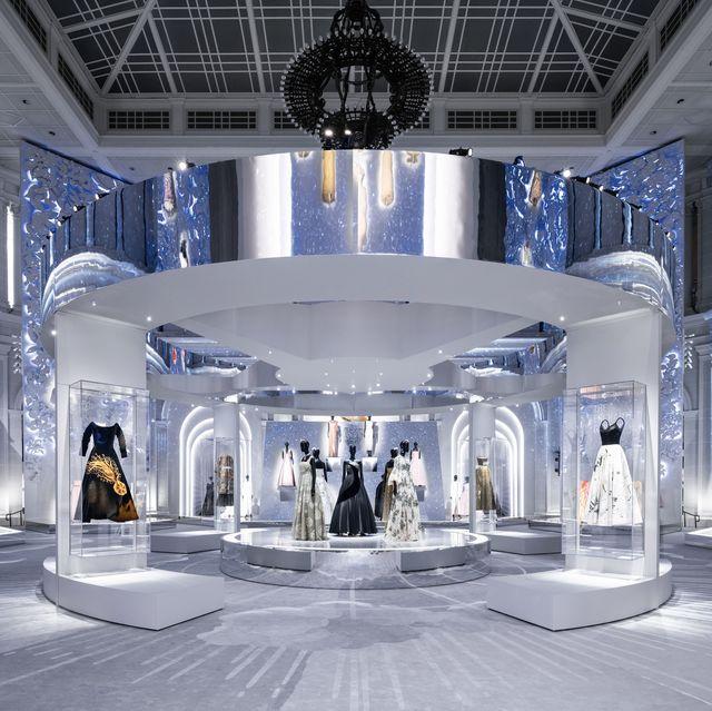 dior designer dreams exhibit