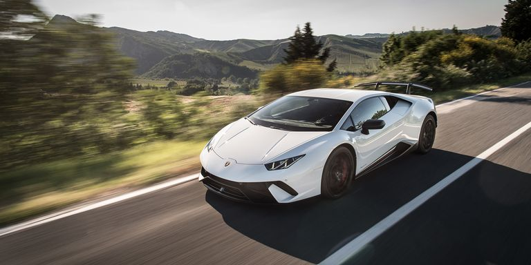 There Are More Huracans Than Lamborghinis Built Before 1999