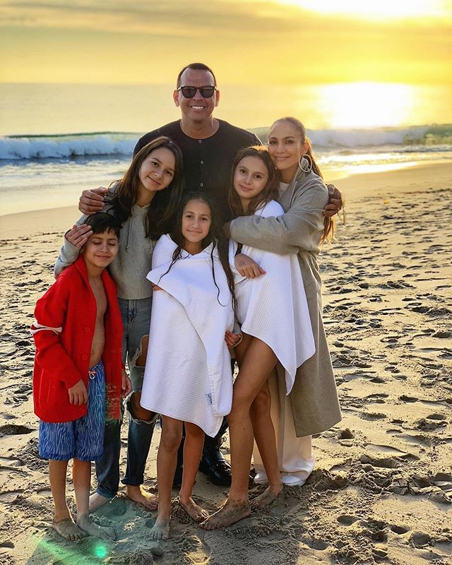What J Lo And Alex Rodriguez S Engagement Says About Family