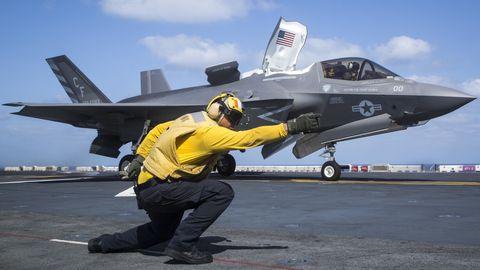 F-35 Flight Ops