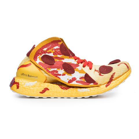 Adidas pizza trainers