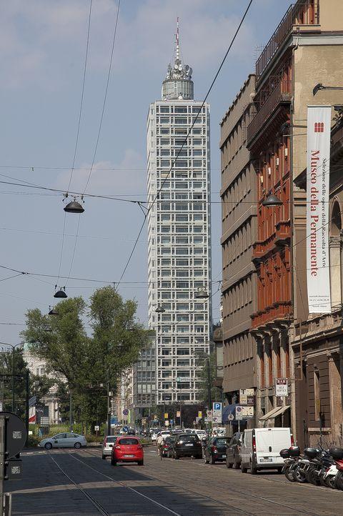 Torre Breda, Milano