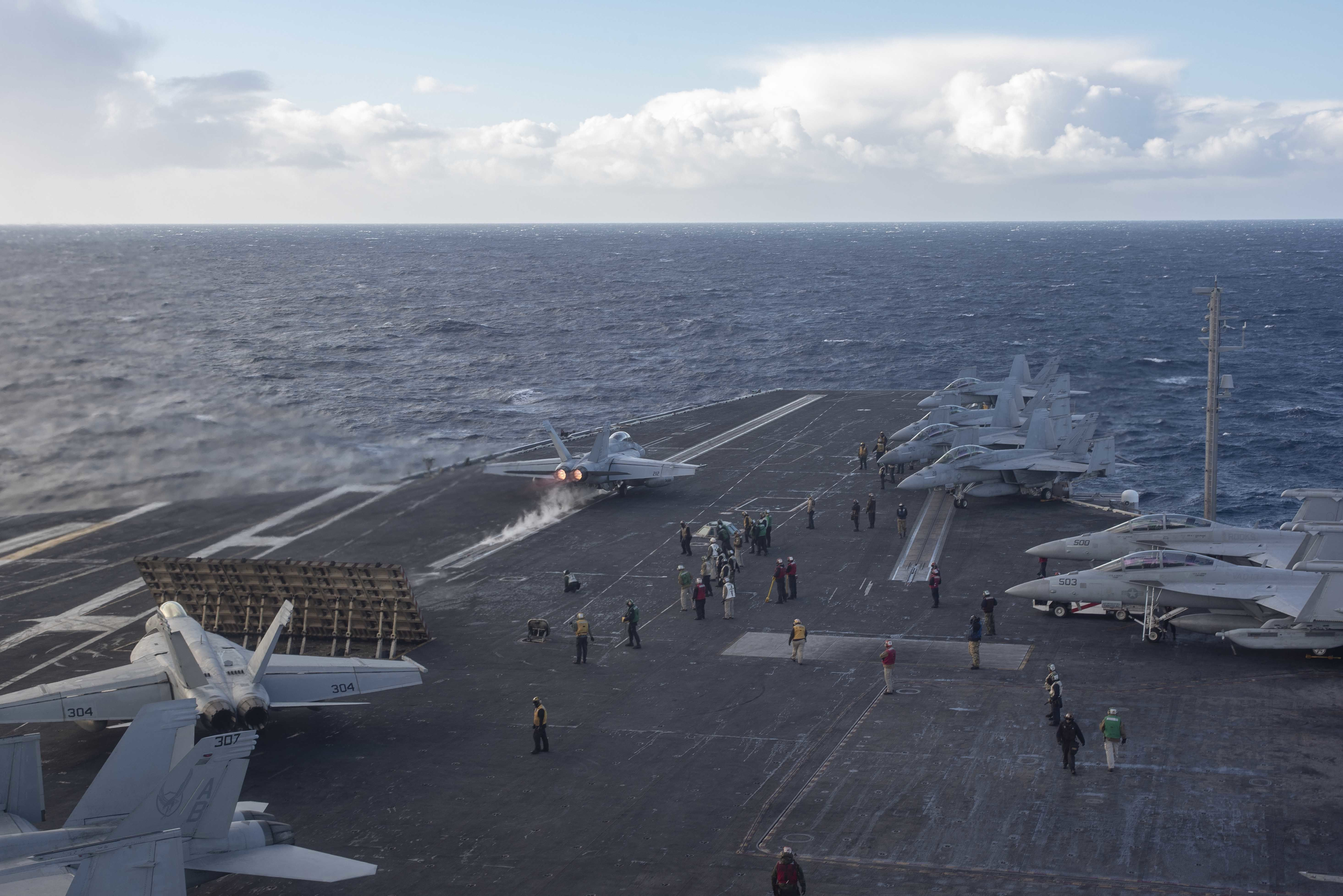 As It Begins Its Second Century, Is the Aircraft Carrier Obsolete?
