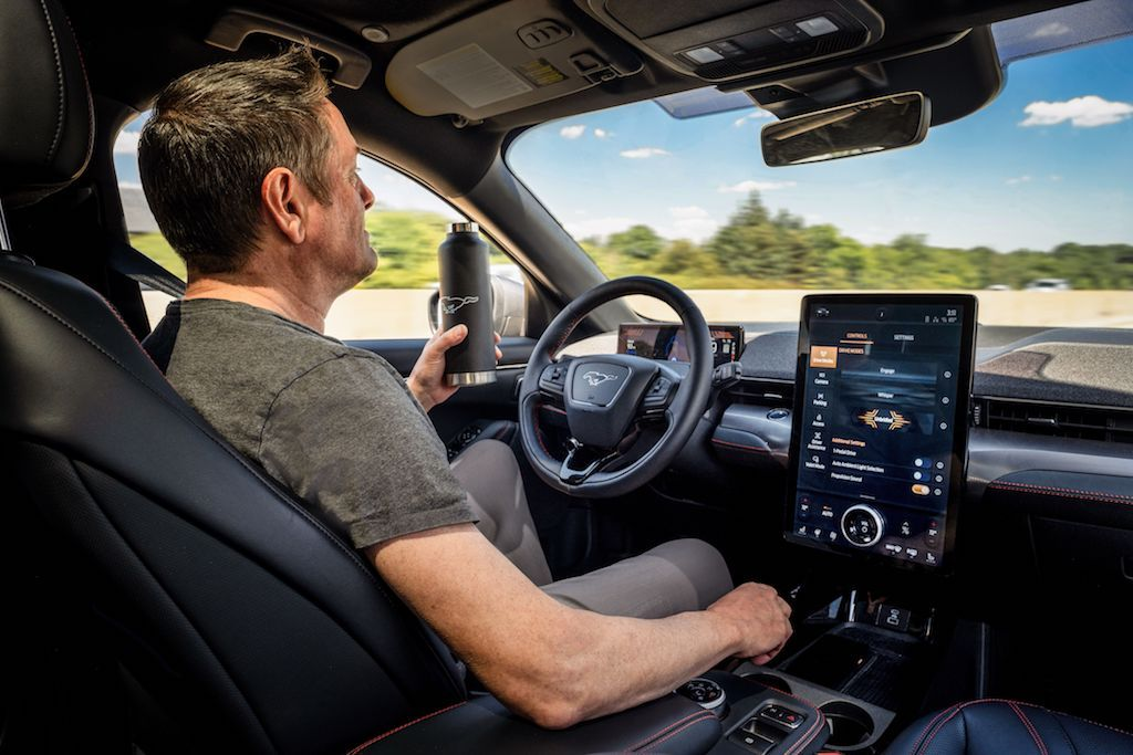 2021 Mustang Mach-E to Be First with Ford's Hands-Free System