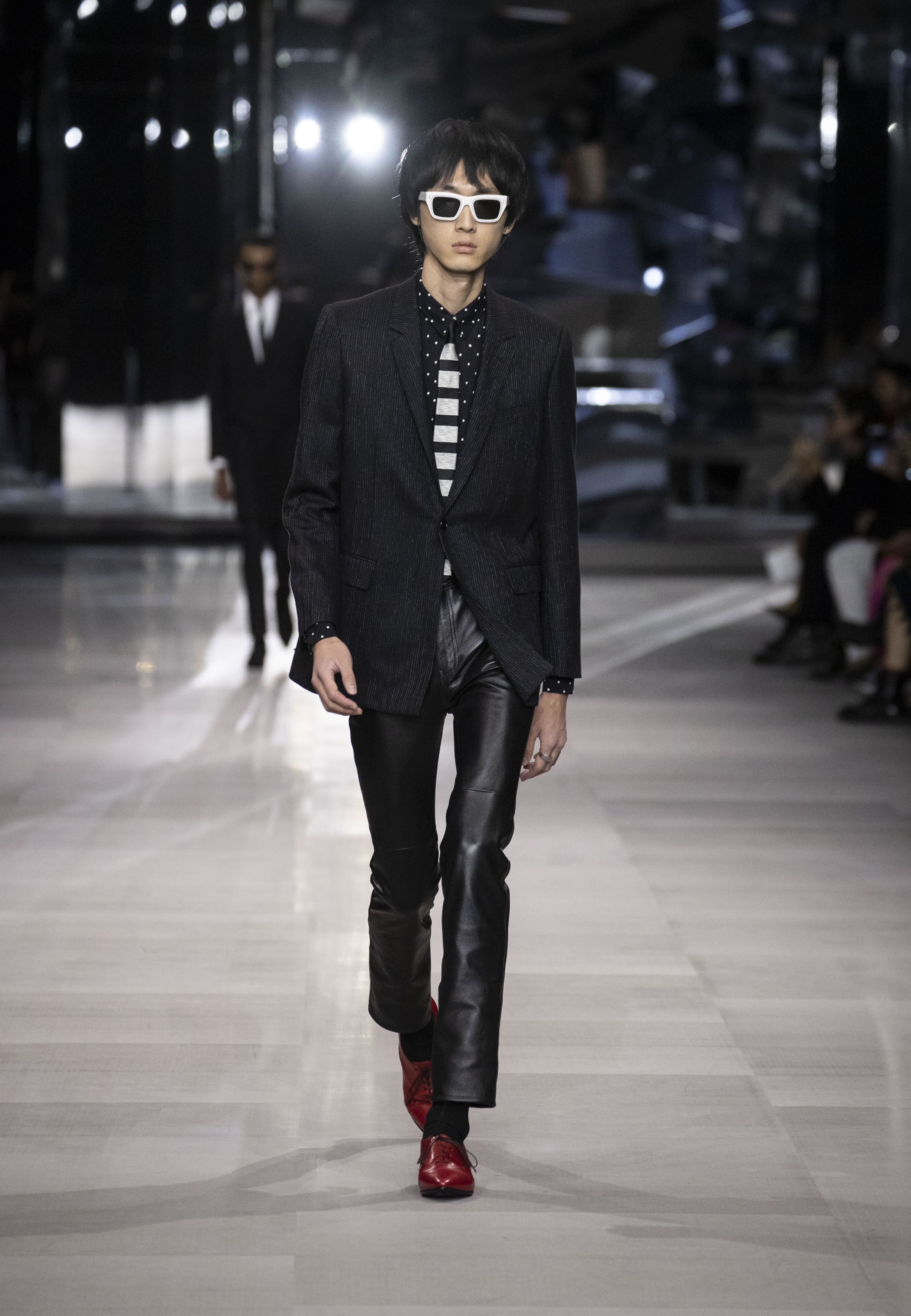 bd25ee0a Hedi Slimane's First Collection for Celine Was More of the Same
