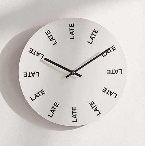 Clock, Wall clock, Home accessories, Alarm clock, Furniture, Interior design, Number,