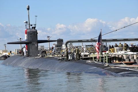 The Navy Is Preparing to Counter a Submarine Shortage