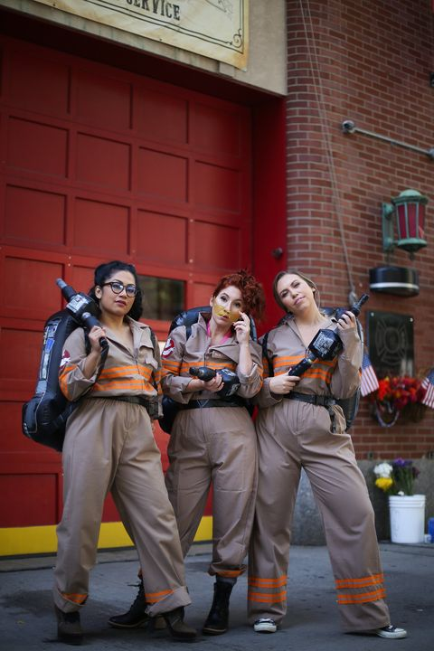 ghostbusters halloween costume living after midnite