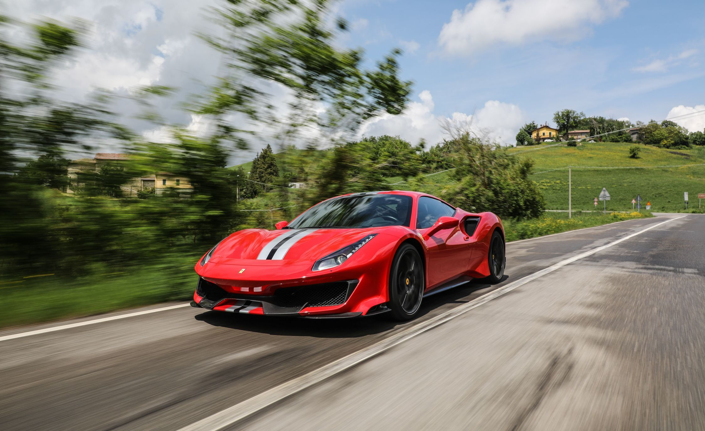 2019 Ferrari 488GTB Review, Pricing, and Specs