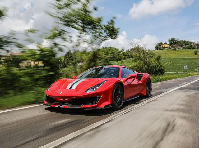 Ferrari Past Models More Than 60 Years Of Cars Ferrari Com >> 2019 Ferrari 488gtb