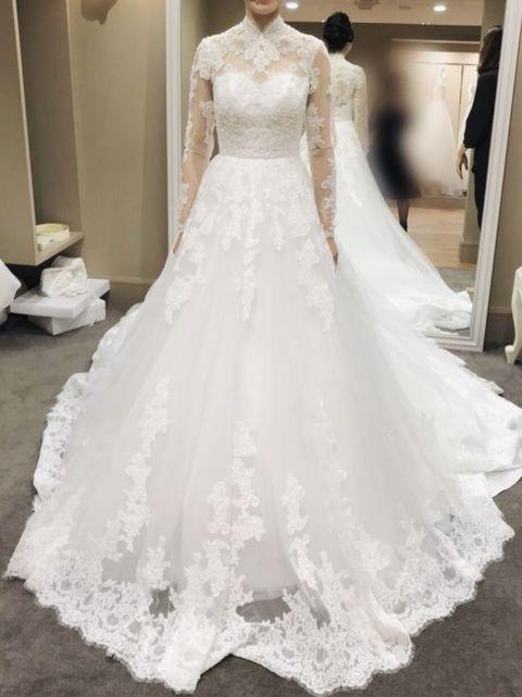 saayaさんのドレス