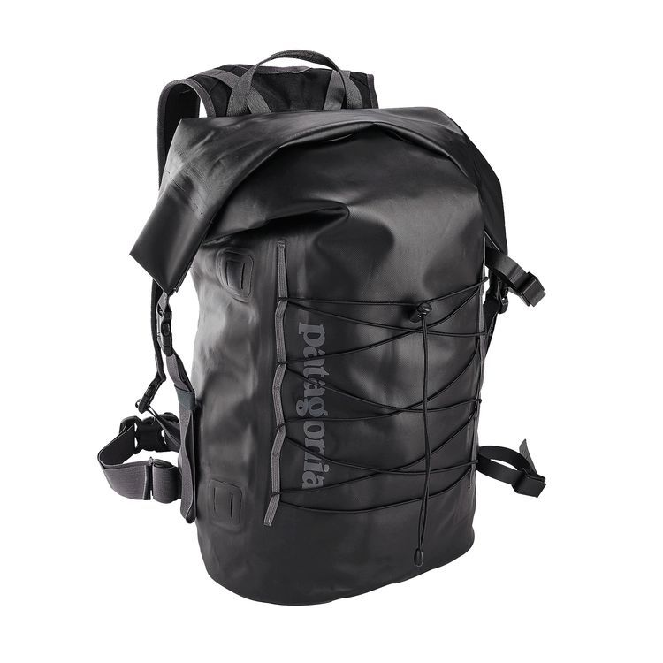 patagonia roll top pack