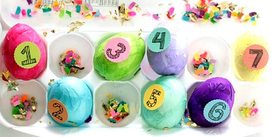 Эти творческие пасхальные игры позволят им что-то сделать с их сахарной энергией