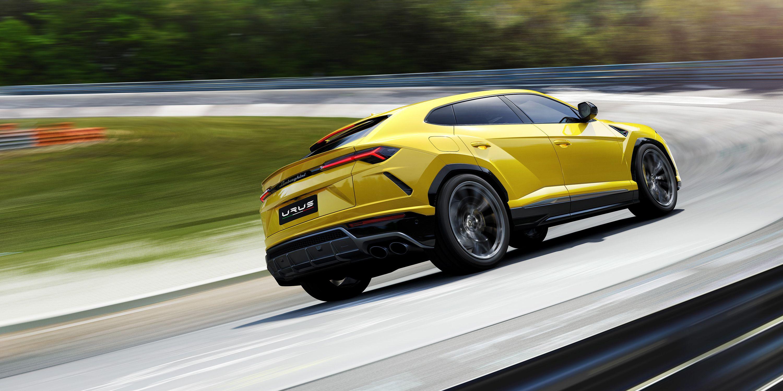 2019 Lamborghini Urus Suv Revealed New Urus Official Specs Photos
