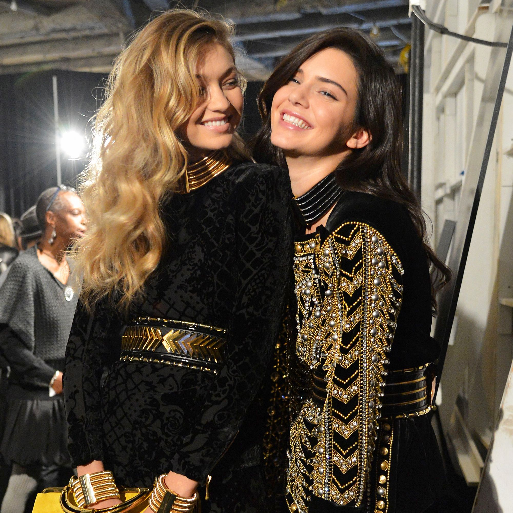 Looks Like Gigi Hadid and Kendall Jenner Are Confirmed to Walk the Victoria's Secret Fashion Show!