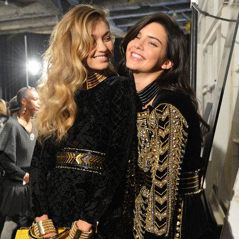 93fdbe271 Gigi Hadid and Kendall Jenner Confirmed for Victoria's Secret ...