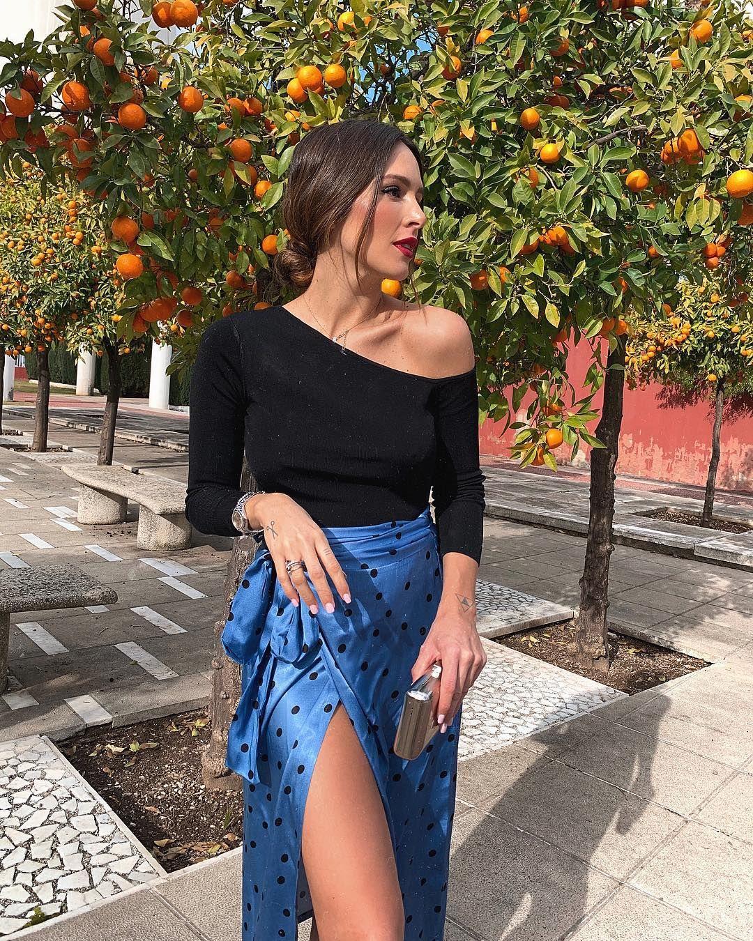 Año Ya Prenda Zara Tiene Este Primera La Falda De Viral Su F4Uw6
