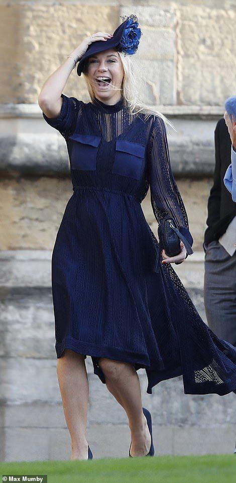 Jurk Voor Bruiloft Vriendin.De Royal Wedding Guest List Van Prinses Eugenie Alle Beroemde En